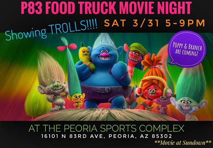 Peoria Sports Complex Food Truck Event